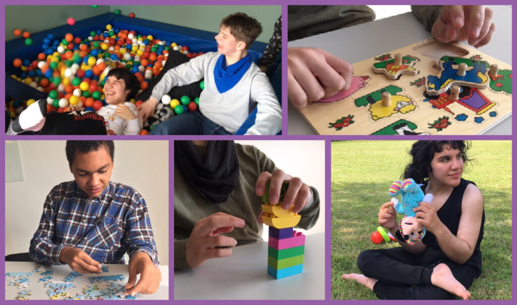 PUK2 elever i aktiviteter
