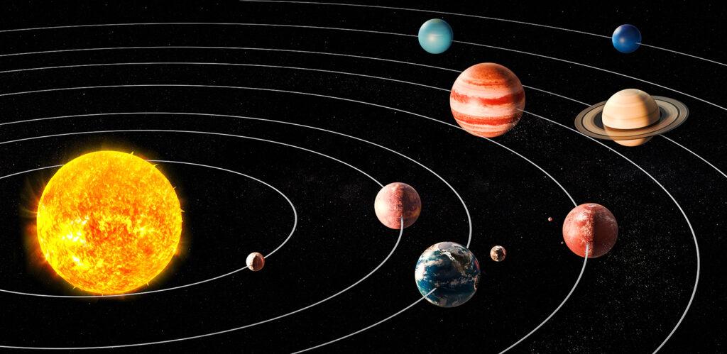Planeterne i universet